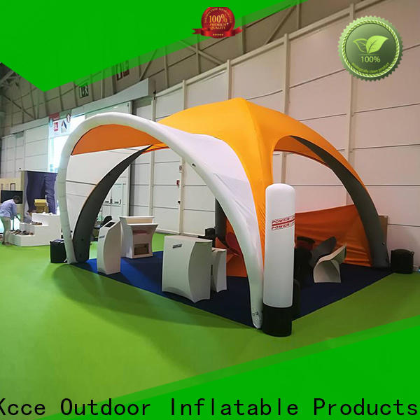 KCCE fabric blow up tent for busniess for event