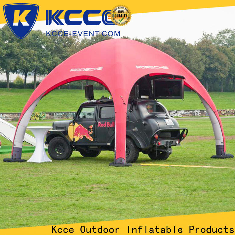KCCE cheap inflatable tent supplier for advertising