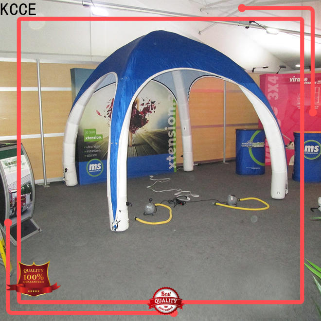KCCE inflatable gazebo manufacturer for trade show