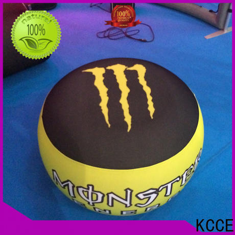 KCCE inflatable ottoman manufacturer for sale