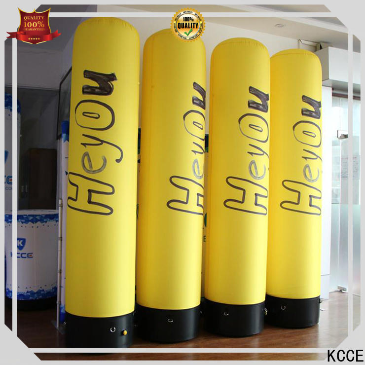 KCCE inflatable tube company for promotion