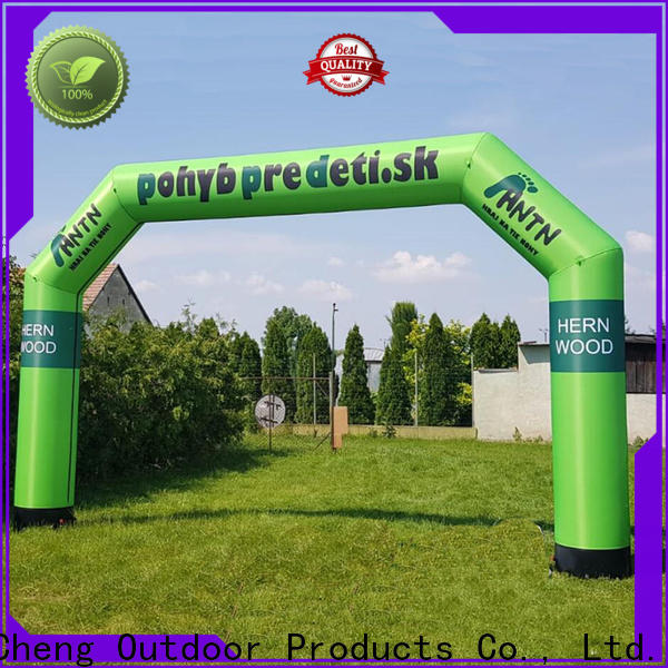 KCCE inflatable display supplier for advertising