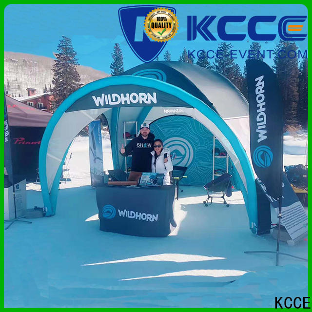 KCCE Inflatable XII tent company for advertising