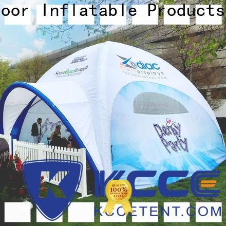 KCCE inflatable tailgate tent company for outdoor