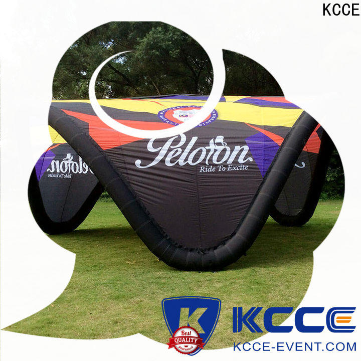 KCCE best inflatable displays with electric pump for outdoor event