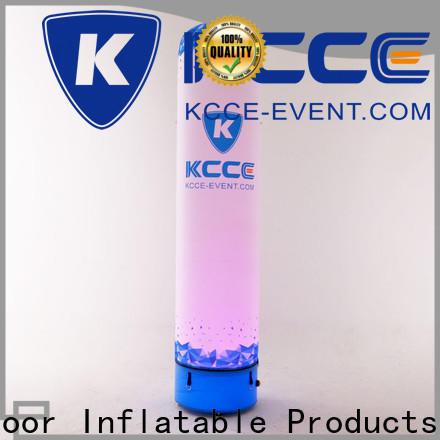 KCCE inflatable columns manufacturer for sale