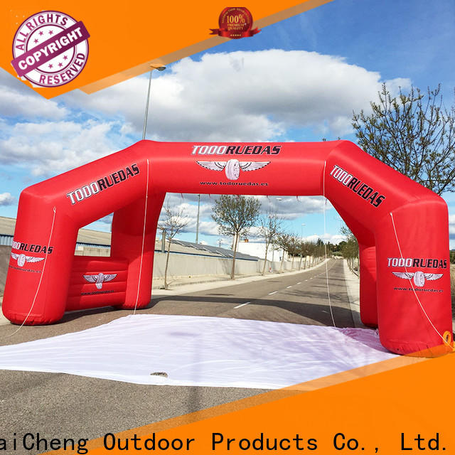KCCE wholesale inflatable arches start finish for advertising
