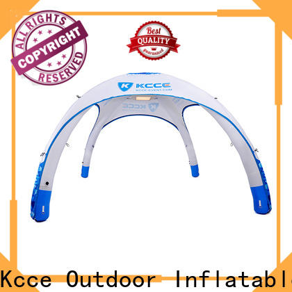 KCCE new inflatable marquee with electric pump for promotion