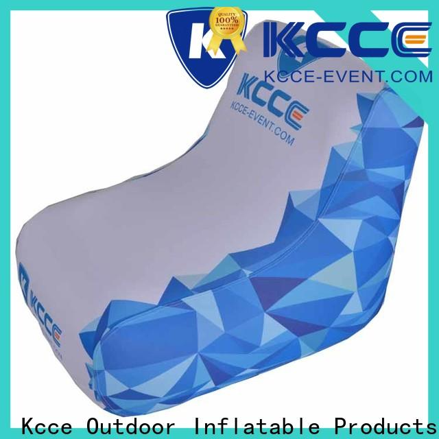 KCCE inflatable lounge chair for busniess for meeting