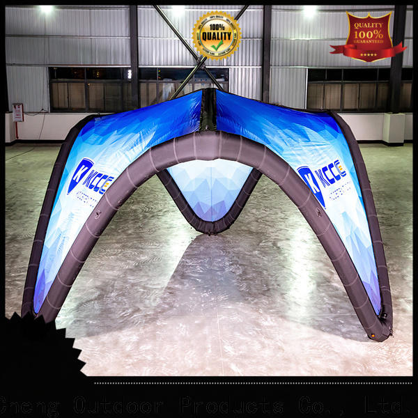 KCCE blow up display manufacturer for event