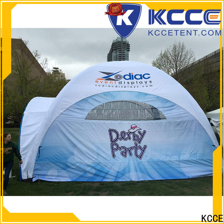 eye catching inflatable camping tent for busniess for party