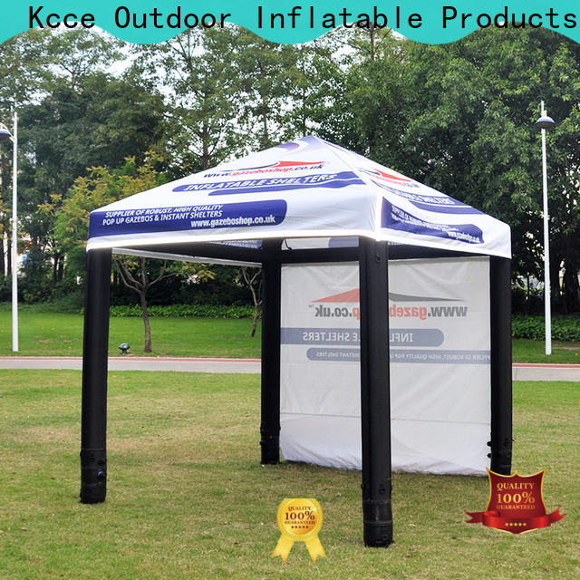 KCCE best inflatable marquee manufacturer for advertising