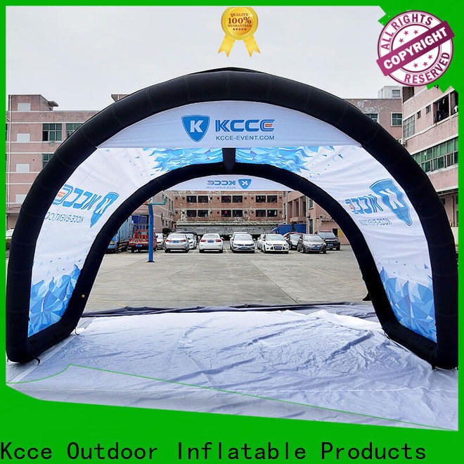 KCCE inflatable event tent company for advertising