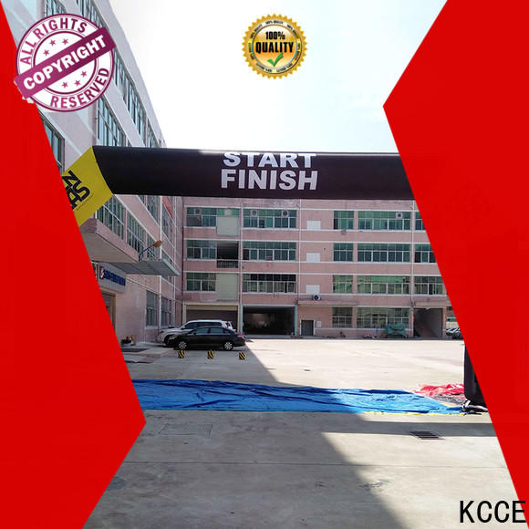 KCCE inflatable arch for busniess for advertising