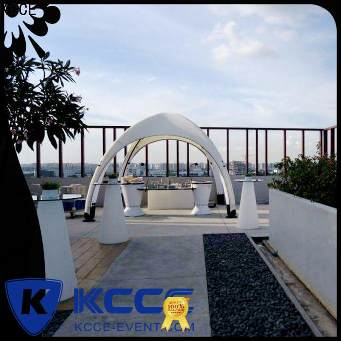 KCCE inflatable tailgate tent supplier for promotion