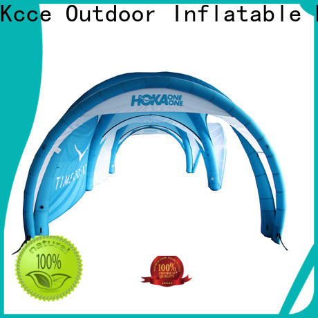 KCCE inflatable event shelter cnopy for advertising