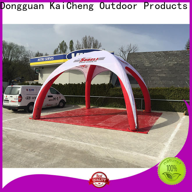KCCE printed dome tents for sale supplier for advertising