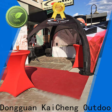 KCCE high quality inflatable tent company for show