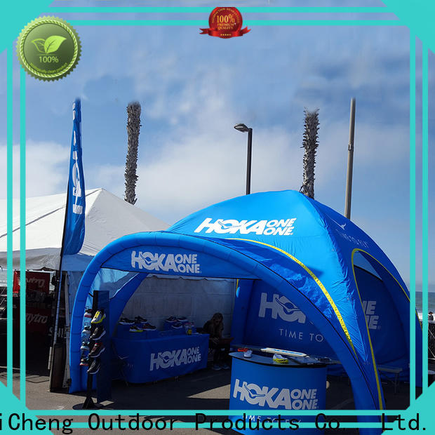 KCCE beach inflatable shade factory for event
