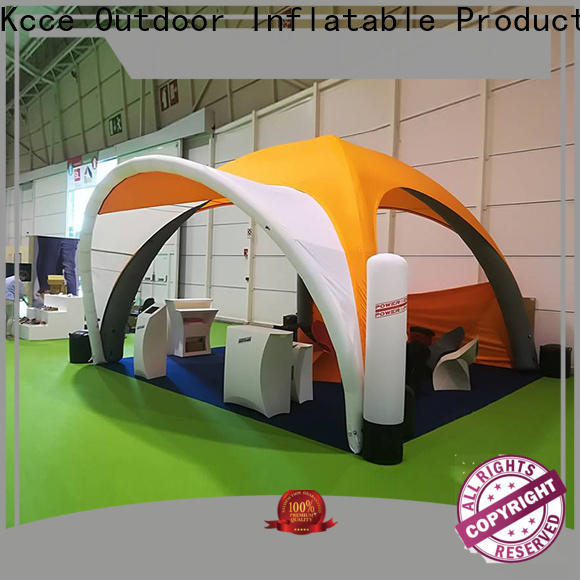 KCCE dome tent supply for trade show