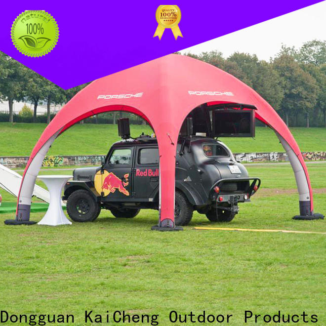 KCCE inflatable canopy company for trade show