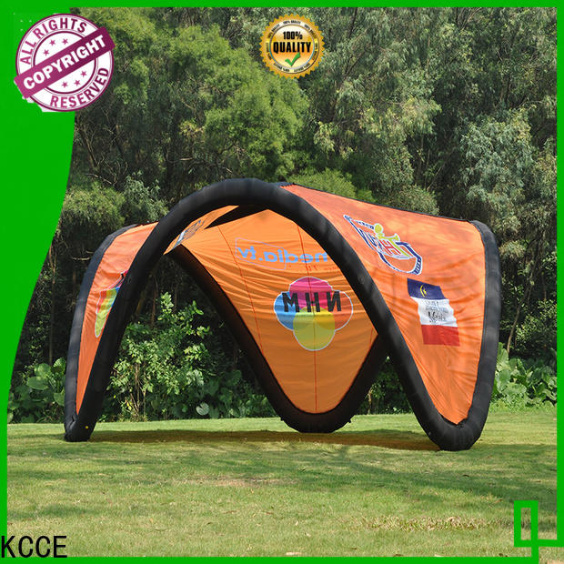 KCCE dacron inflatable canopy manufacturer for outdoor event