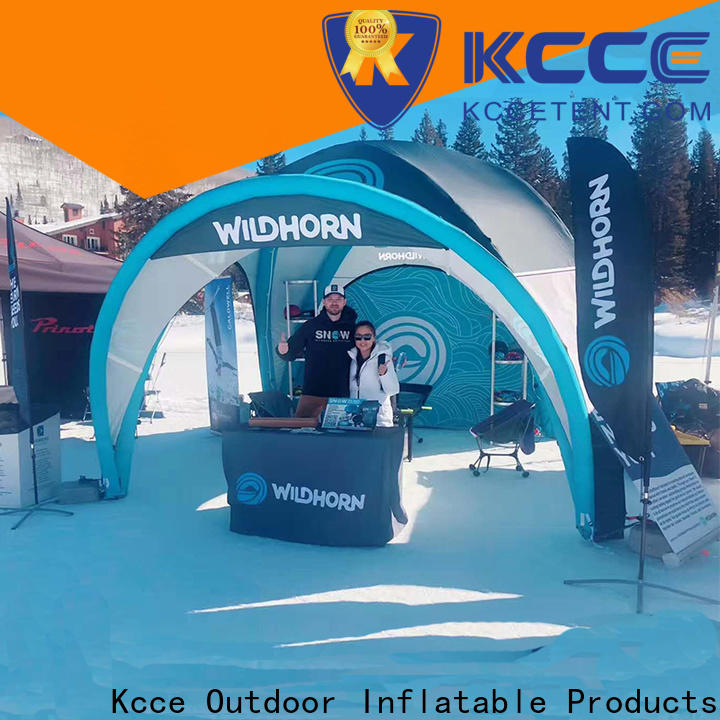 KCCE Inflatable XII tent supplier for event
