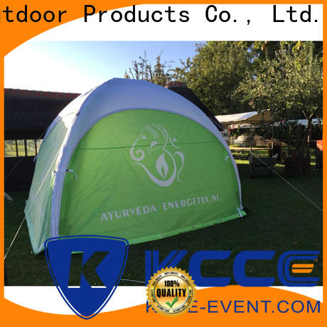 KCCE dome camping company for wedding