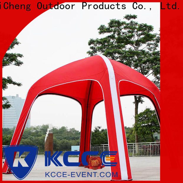 KCCE customized inflatable event tent supplier for events