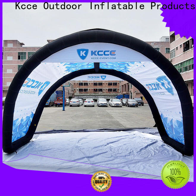 best inflatable shelter with electric pump for promotion