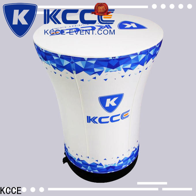 KCCE wholesale Inflatable desk for busniess for promotion