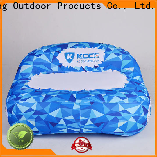 KCCE blow up sofa supply for event