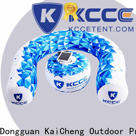KCCE inflatable outdoor sofa factory for event