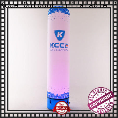 KCCE inflatable tubes factory for promotion