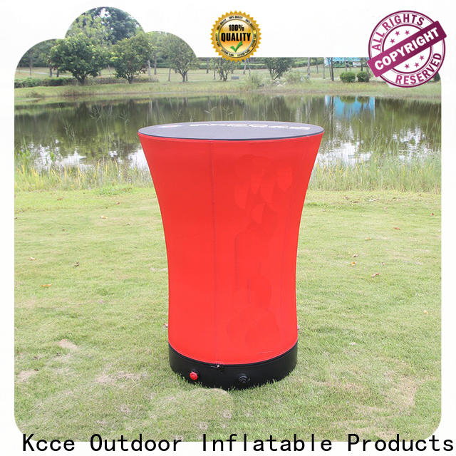 best inflatable furniture ottoman for outdoor events