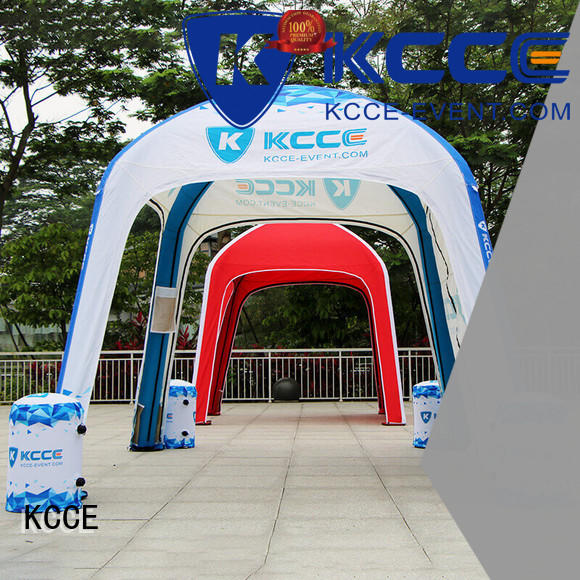 custom color printed trade show inflatables with electric pump for promotion