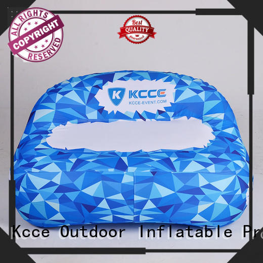 high quality inflatable couch with couch for trade show