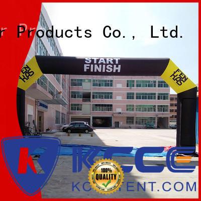 inflatable start line arch for marathon KCCE