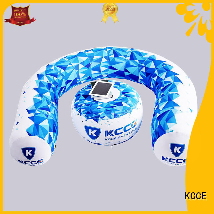inflatable lounge sofa inflatable sofa KCCE Brand company