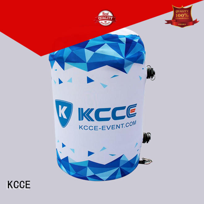 KCCE air rolls supplier for advertising
