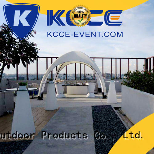 dacron inflatable tent suppliers folding for promotion KCCE