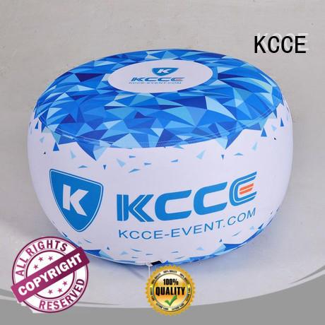 Quality KCCE Brand ottoman inflatable ottoman