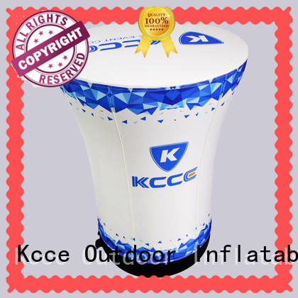 KCCE high quality Inflatable desk company for outdoor event