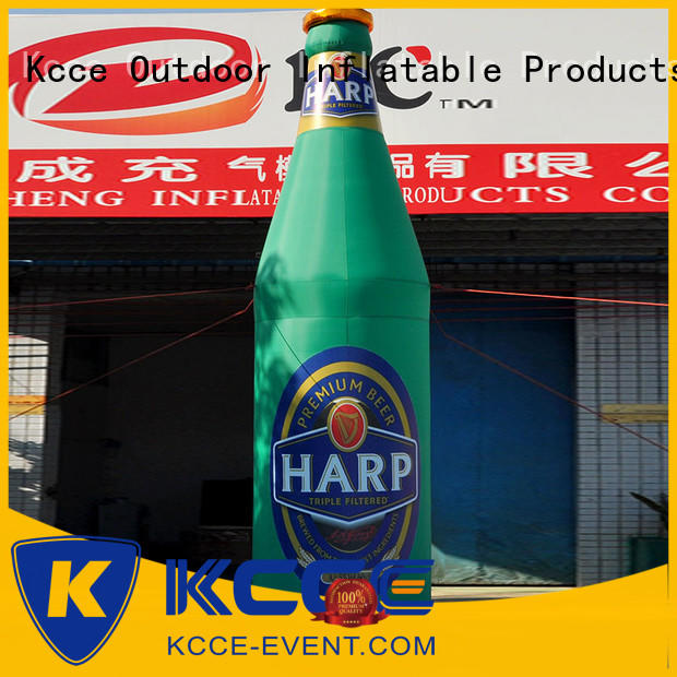 KCCE top inflatable displays supplier for advertising