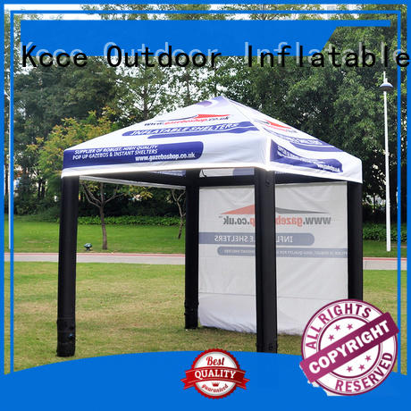 canopy Custom tradeshow portable inflatable spider tent KCCE tent