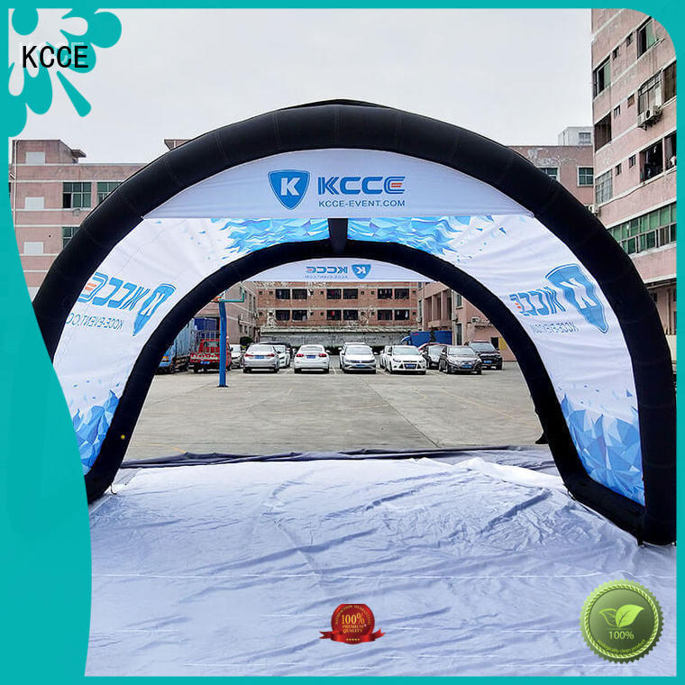 KCCE inflatable tents online