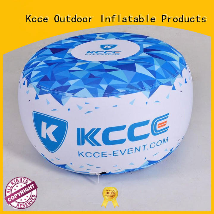 top inflatable ottoman company for trade show