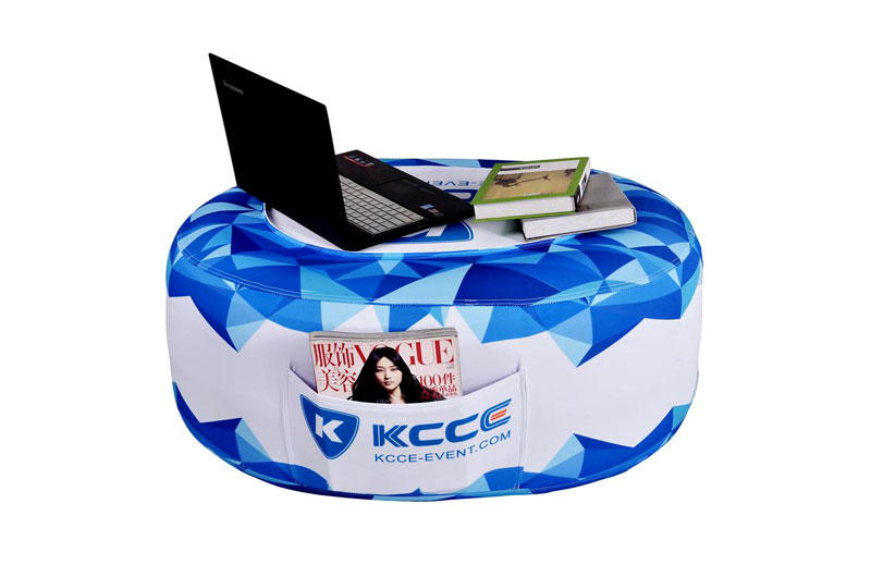 KCCE desk outdoor blow up chair double stitching for sale-1
