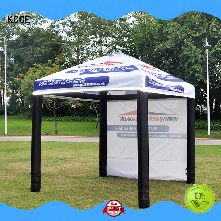 KCCE high end inflatable beach tent wholesale for events