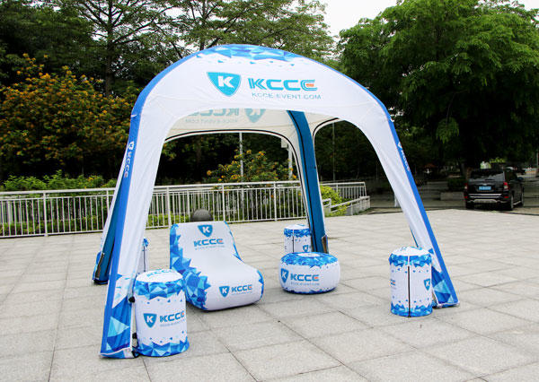 custom color printed inflatable shade factory-1
